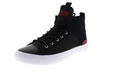 CONVERSE Sneakers CTAS ULTRA MID 159630C black gym red