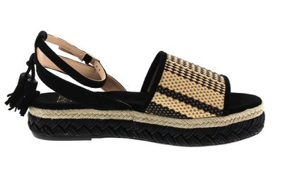 FRED DE LA BRETONIERE Sandaletten 152010070 black beige preview 4