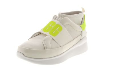 UGG - NEUTRA SNEAKER 1110084 - coconut milk neon yellow