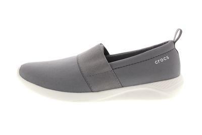 CROCS Damenschuhe reduziert LiteRide Slip-On light grey preview 2