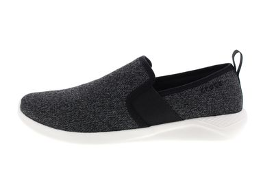 CROCS Herrenschuhe reduziert LiteRide Slip-On black white preview 2