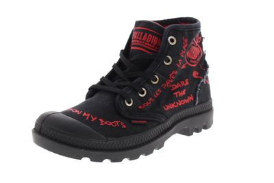 PALLADIUM Schuhe - PAMPA HI PROTEST - black