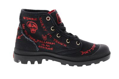 PALLADIUM Schuhe - PAMPA HI PROTEST - black preview 4