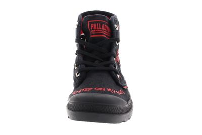 PALLADIUM Schuhe - PAMPA HI PROTEST - black preview 3