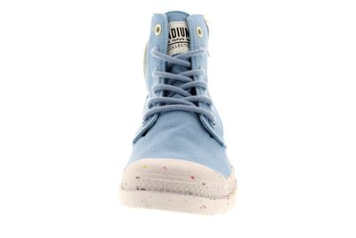 PALLADIUM Damen - Boots PAMPA HI ORGANIC - dusk blue preview 3