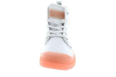 PALLADIUM Damen - Boots PAMPALICIOUS - white blossom preview 3