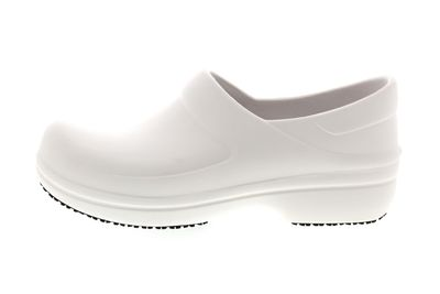 CROCS Arbeitsschuhe - NERIA PRO CLOG - white preview 2