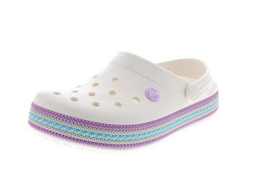 CROCS - CROCBAND SPORT CORD CLOG Kids Juniors - oyster preview 1