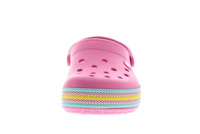 CROCS CROCBAND SPORT CORD CLOG Kids Juniors pink lemonade preview 3