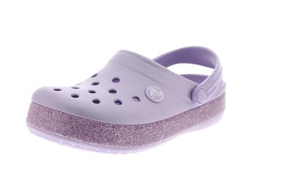 CROCS - CROCBAND GLITTER CLOG Kids Juniors - lavender preview 1