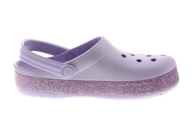 CROCS - CROCBAND GLITTER CLOG Kids Juniors - lavender preview 4