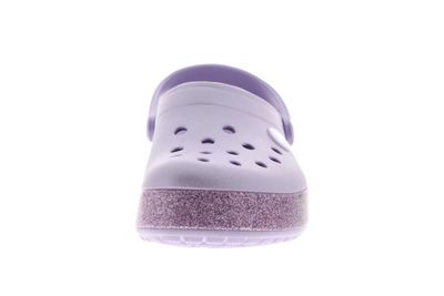 CROCS - CROCBAND GLITTER CLOG Kids Juniors - lavender preview 3