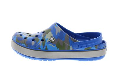 CROCS - CROCBAND PRINTED CLOG bright cobalt army green preview 2