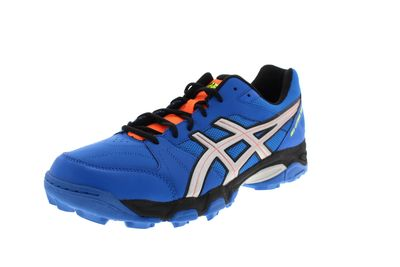 ASICS in Übergröße GEL LEATHAL MP 6 P425Y blue silver orange