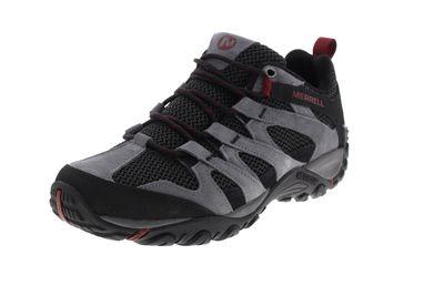 MERRELL in Übergröße Hiking-Schuhe ALVERSTON castlerock