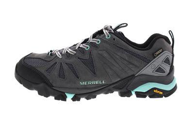 MERRELL Damenschuhe reduziert - CAPRA Goretex - granite preview 2