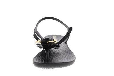 IPANEMA reduziert FLORAL SANDAL FEM 82662 - black gold preview 3