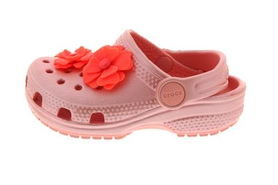 CROCS Kinderschuhe CLASSIC VIVID BLOOMS Clog Kids melon preview 2