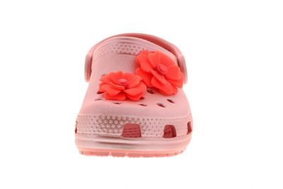 CROCS Kinderschuhe CLASSIC VIVID BLOOMS Clog Kids melon preview 3