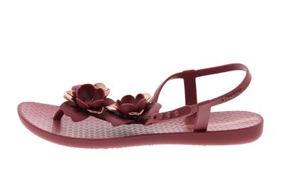 IPANEMA reduziert FLORAL SANDAL FEM 82662 burgundy rose preview 2
