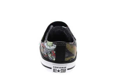 CONVERSE Kinder CTAS 1V Ox  765394C cool grey olive flag preview 5