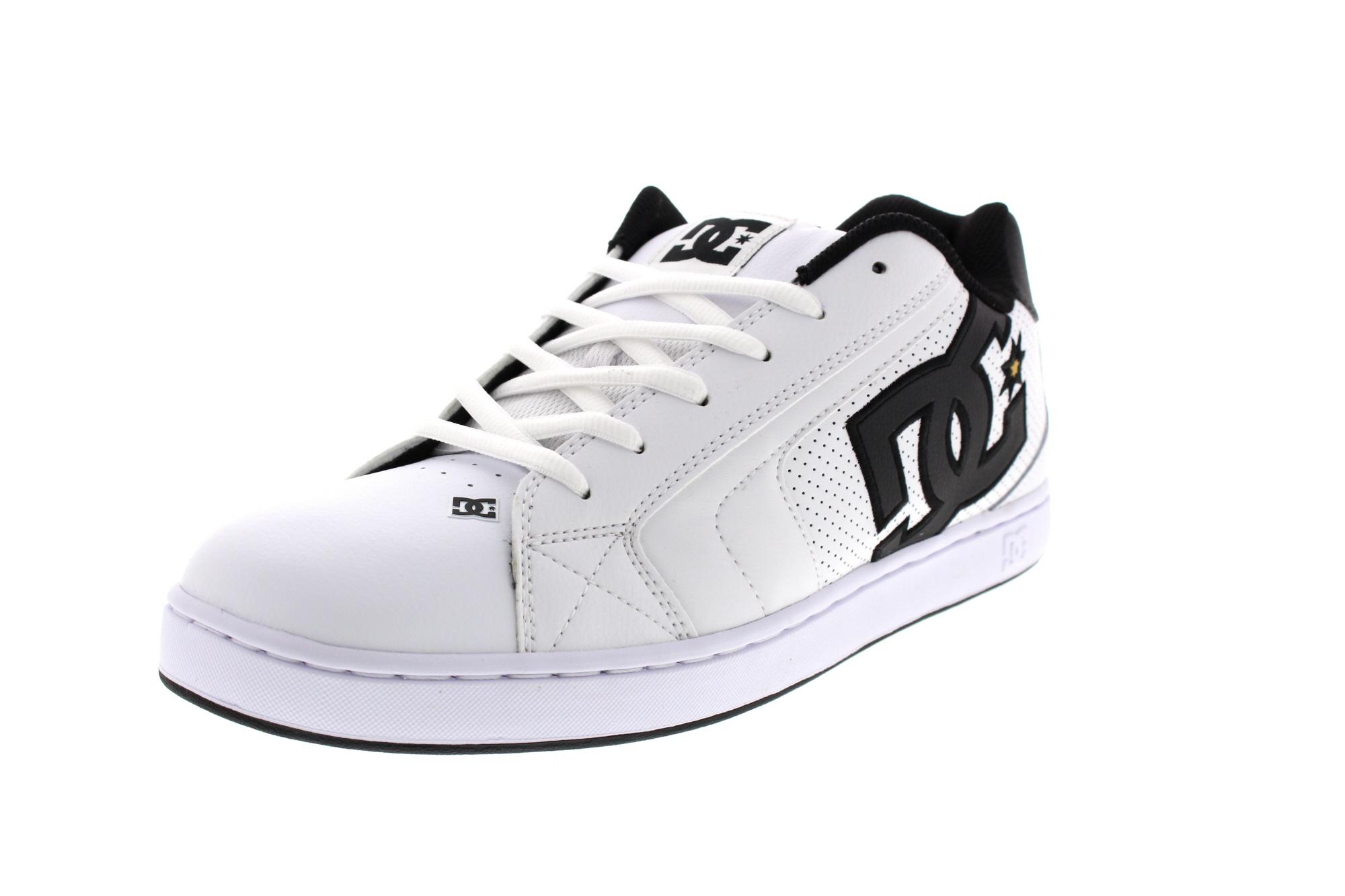 DC in Übergrößen - Sneaker NET 302361-WG1 - white gold