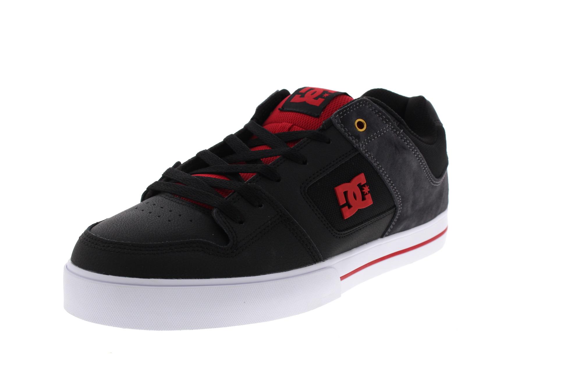 DC in Übergrößen - PURE SE 301024-BLR - black red