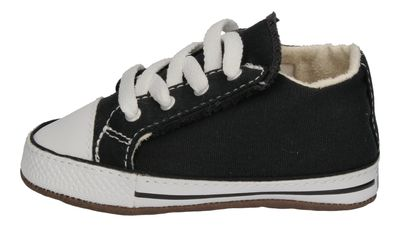 CONVERSE Babyschuhe - CTAS CRIBSTER MID 865156C black  preview 2