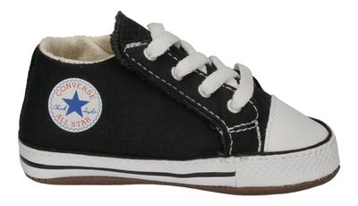 CONVERSE Babyschuhe - CTAS CRIBSTER MID 865156C black  preview 4