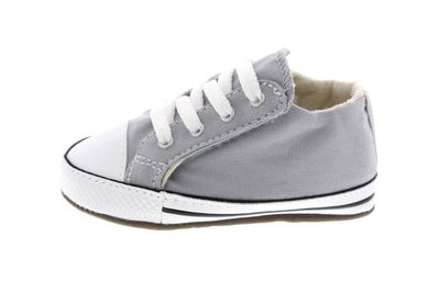 CONVERSE Babyschuhe CTAS CRIBSTER MID 865159C wolf grey preview 2