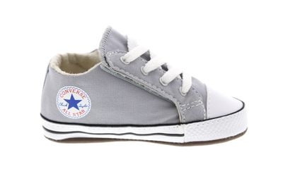 CONVERSE Babyschuhe CTAS CRIBSTER MID 865159C wolf grey preview 4