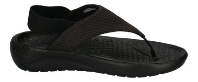 CROCS Damen Zehentrenner - LiteRide MESH FLIP - black preview 4