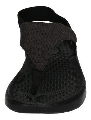 CROCS Damen Zehentrenner - LiteRide MESH FLIP - black preview 3