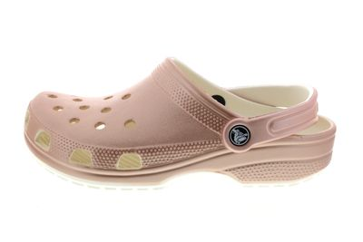 CROCS Damenschuhe - CLASSIC METALLIC CLOG - rose gold preview 2
