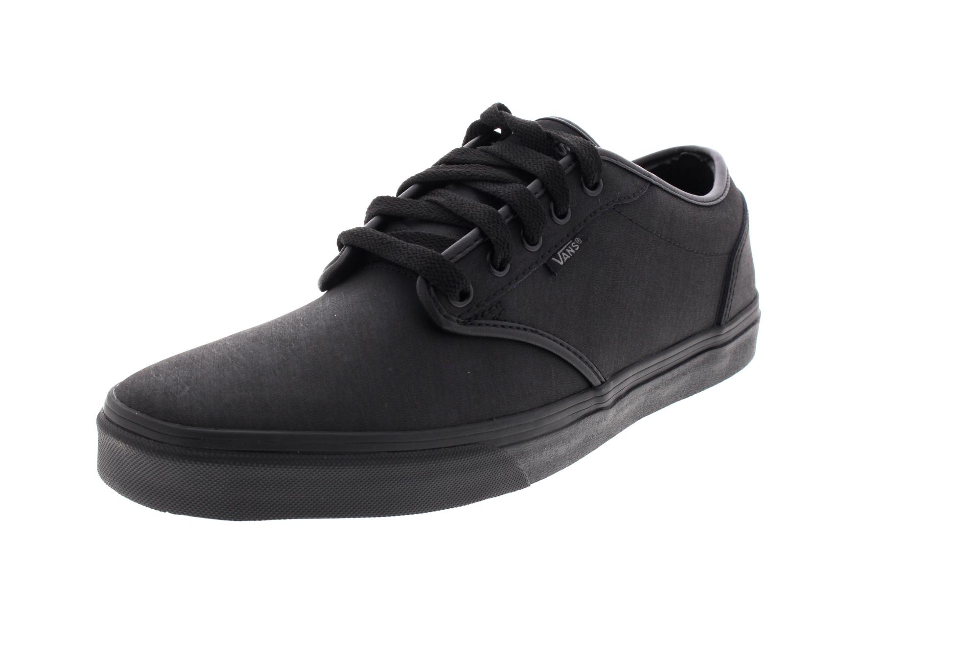 VANS in Übergrößen - Sneakers ATWOOD (Triple) - black