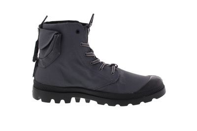 PALLADIUM Herrenboots - PAMPA LITE PACKIN - forged iron preview 4