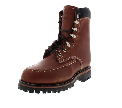 CHIPPEWA 8 INCH 1969 ORIGINAL MULDOVE BOOT 5154 E choco