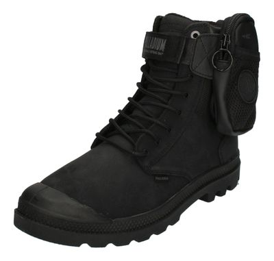 PALLADIUM Boots SPORTCUFF THERMIC WATERPROOF - black