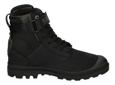 PALLADIUM Boots SPORTCUFF THERMIC WATERPROOF - black preview 4