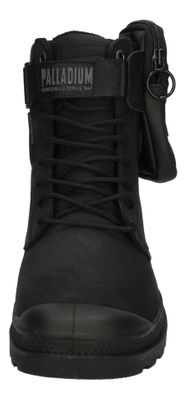PALLADIUM Boots SPORTCUFF THERMIC WATERPROOF - black preview 3