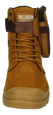 PALLADIUM Boots SPORTCUFF THERMIC WATERPROOF - mahogany preview 3