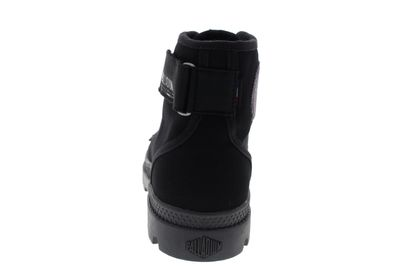 PALLADIUM Herrenboots - PAMPA STRAPPED - black preview 5