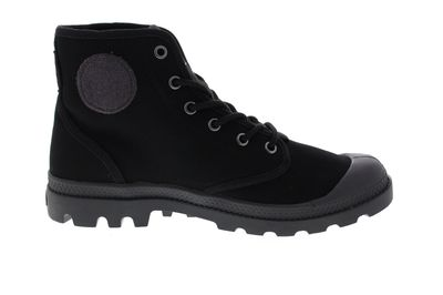 PALLADIUM Herrenboots - PAMPA STRAPPED - black preview 4