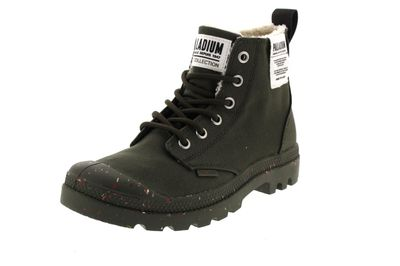 PALLADIUM Damen - Boots PAMPA EARTH - olive night