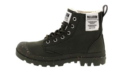 PALLADIUM Damen - Boots PAMPA EARTH - olive night preview 2