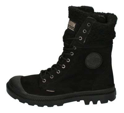 PALLADIUM Damen - Boots BAGGY PILOT WT - black preview 2