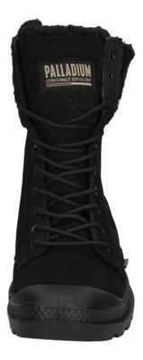 PALLADIUM Damen - Boots BAGGY PILOT WT - black preview 3
