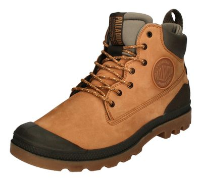 PALLADIUM - Boots PAMPA SC OUTSIDER WP - amber gold