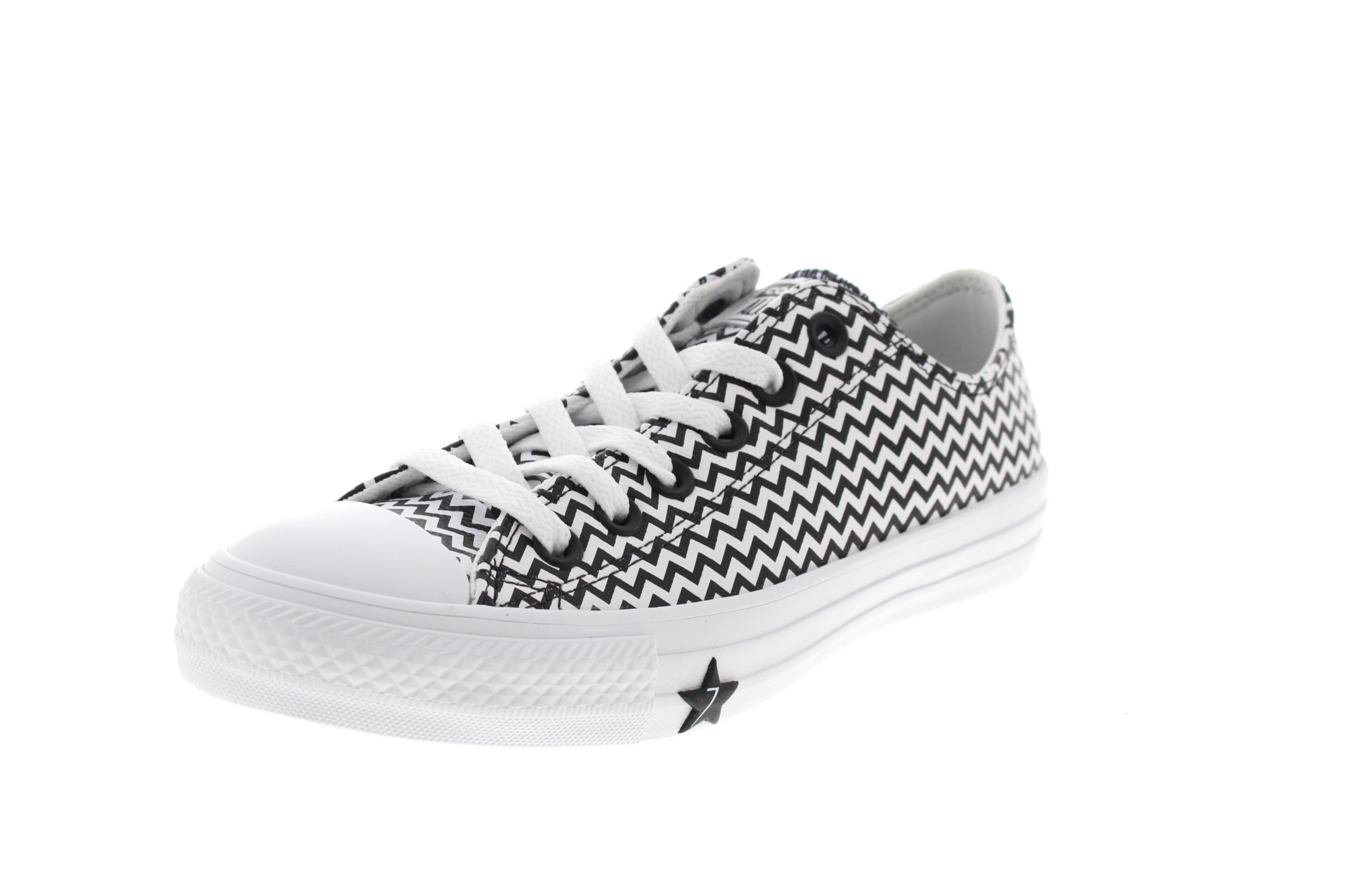 CONVERSE Damen Sneakers - CTAS OX 565367C - white black_1