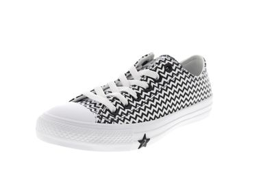CONVERSE Damen Sneakers - CTAS OX 565367C - white black